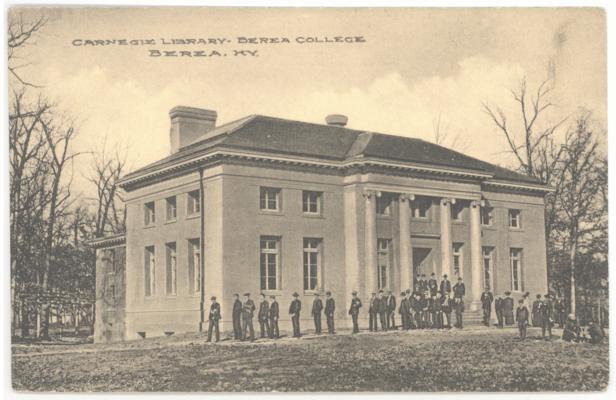 Carnegie Library, Berea College