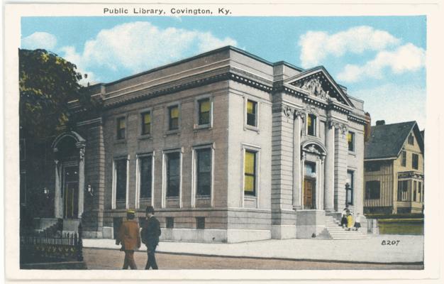 Public Library (No Postmark)
