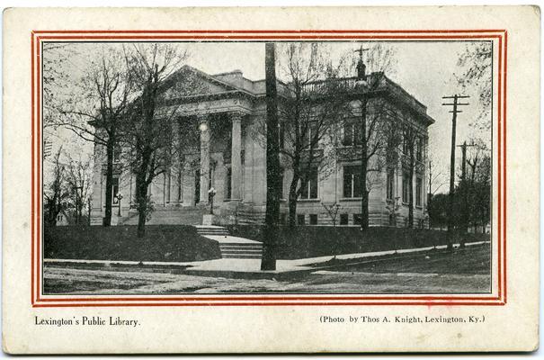 Lexington's Public Library