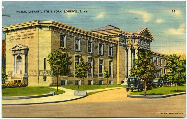 Public Library, 4th & York
