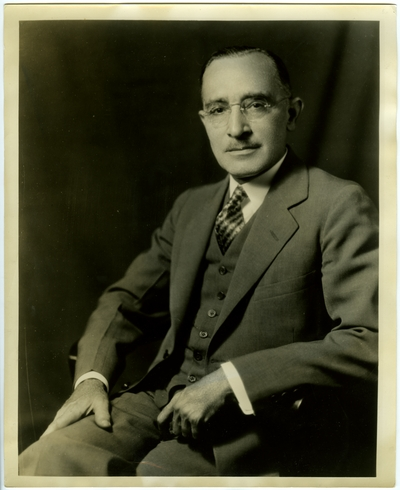 Portrait of Chauncey Hawley Griffith