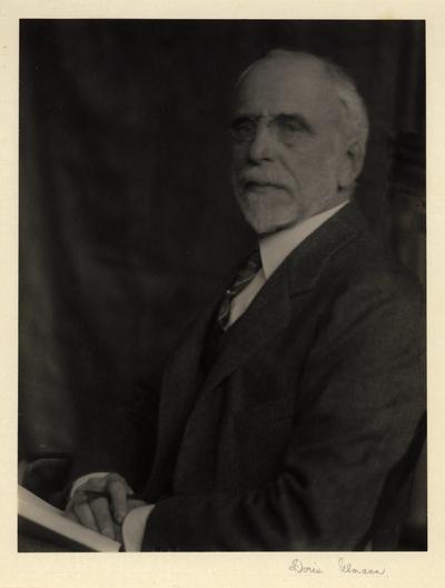 Lawrence Abbott,  editor of