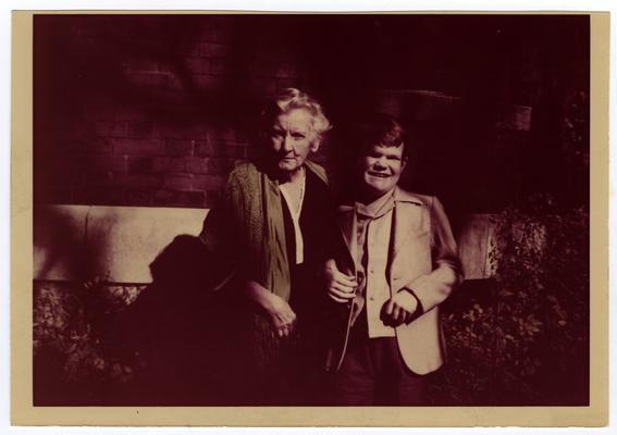 Linda Neville and David Neville Devary