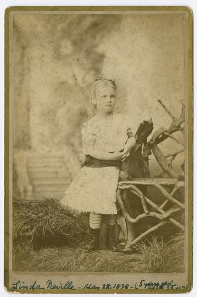 Linda Neville May 28, 1878