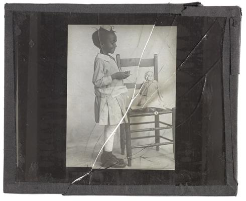 Unidentified female, African-American