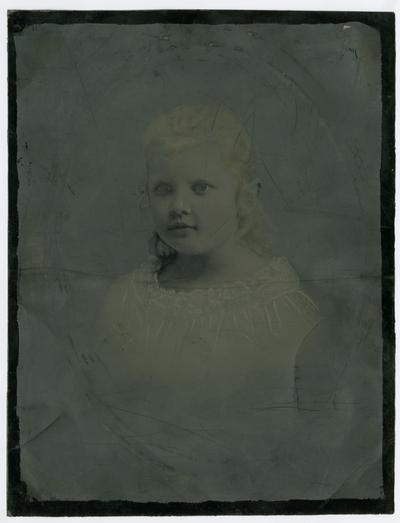 Linda Neville (tin type)