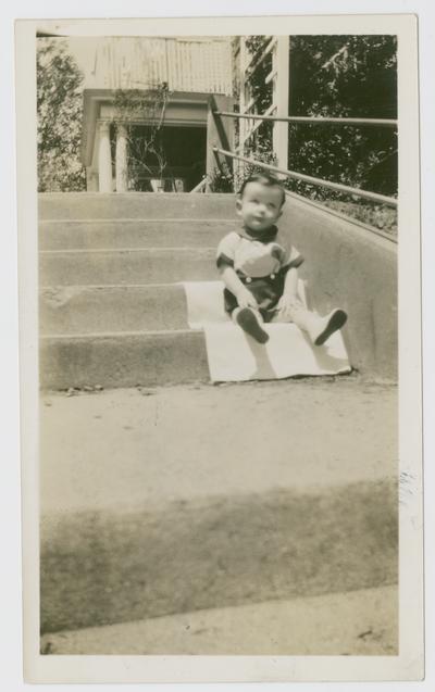 David Devary- May 1937