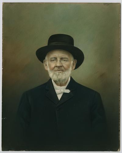 John Henry Neville (colored portrait)