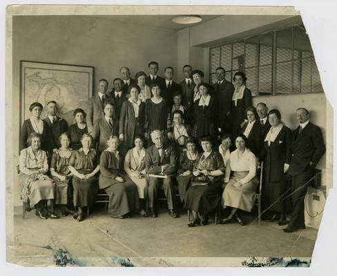 Red Cross Workers of the Lake Division A.R.C