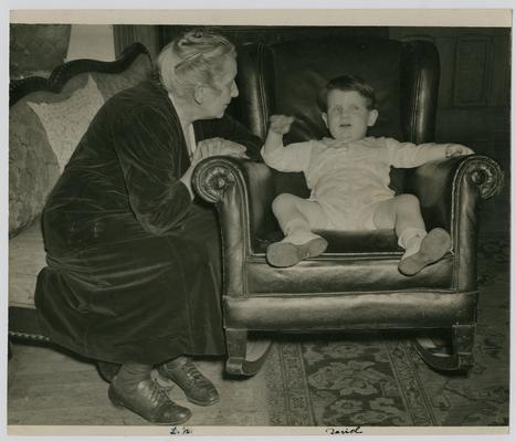 Linda Neville and David Devary