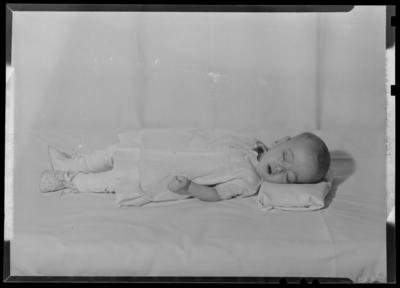 Millard B. Hall; baby corpse