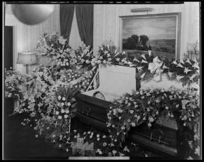 Mrs. Lurlene B. Hall; corpse