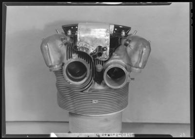 Wenner-Gren Lab; engine