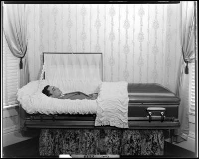 Henry Biggenstaff; corpse