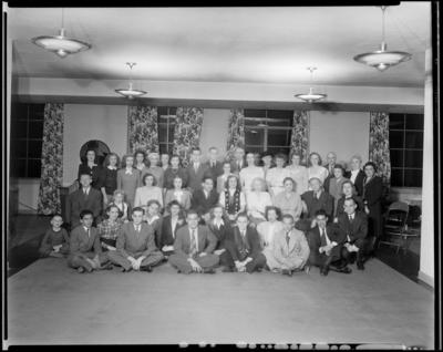 Cosmopolitan Club; University of Kentucky; group