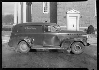 Truck; Lafayette Studios (301 West Main)