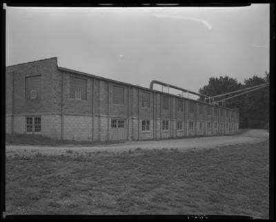 Mallard Pencil Company (Georgetown); building;                             exterior