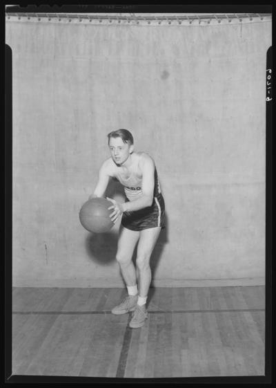 Macedonia Basketball; individual player; Juett