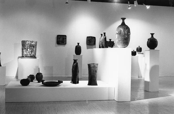 An image of numerous types of ceramic vessels in the