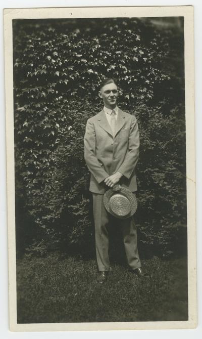 Cecil Tarpley, UK